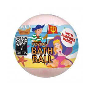 Bomba de baño con sorpresa para niños
