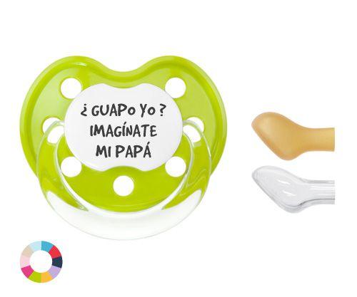 Chupete Classic ¿Guapo Yo? Papá
