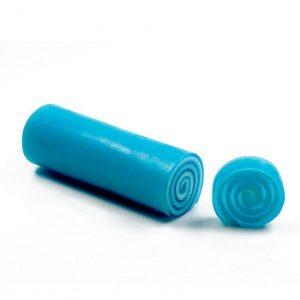Porciones jabón enrollado algas marinas en pastilla o barra