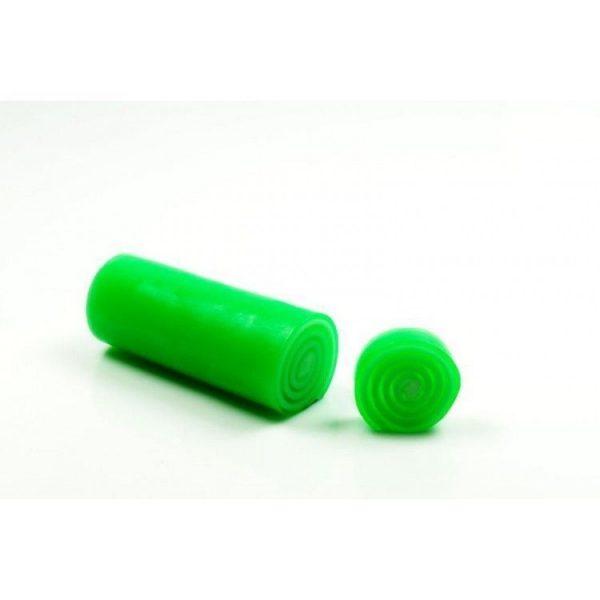 Porciones jabón enrollado aloe vera en pastilla o barra