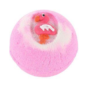 Treets Bubble Bomba de baño Flamingo Paradise